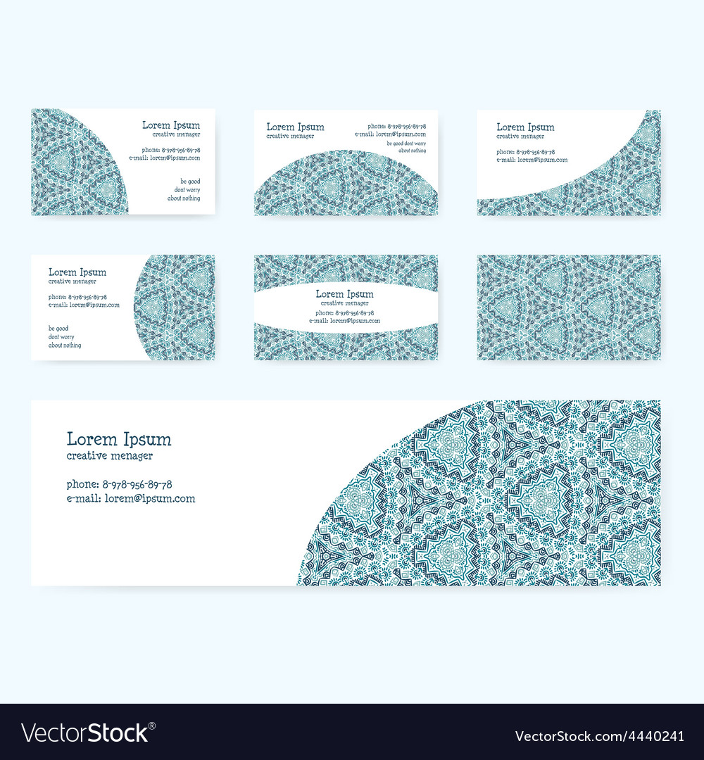 Document template vector