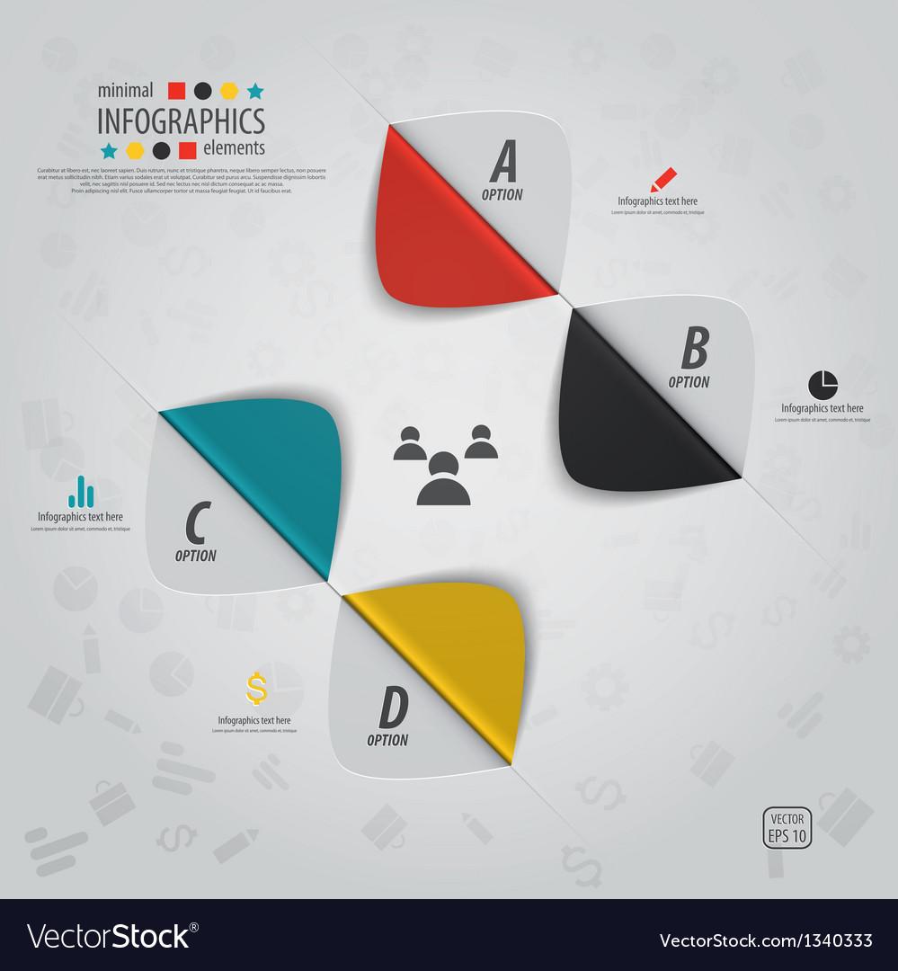Infographics design 9 vector