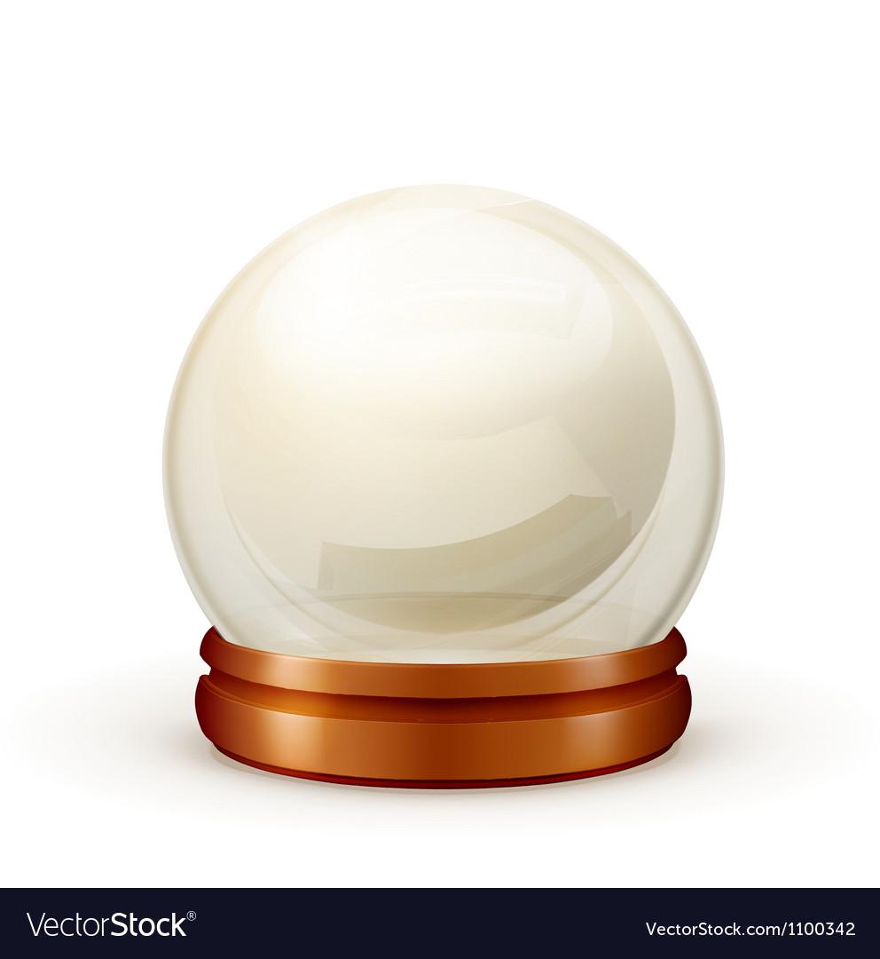 Magic ball vector