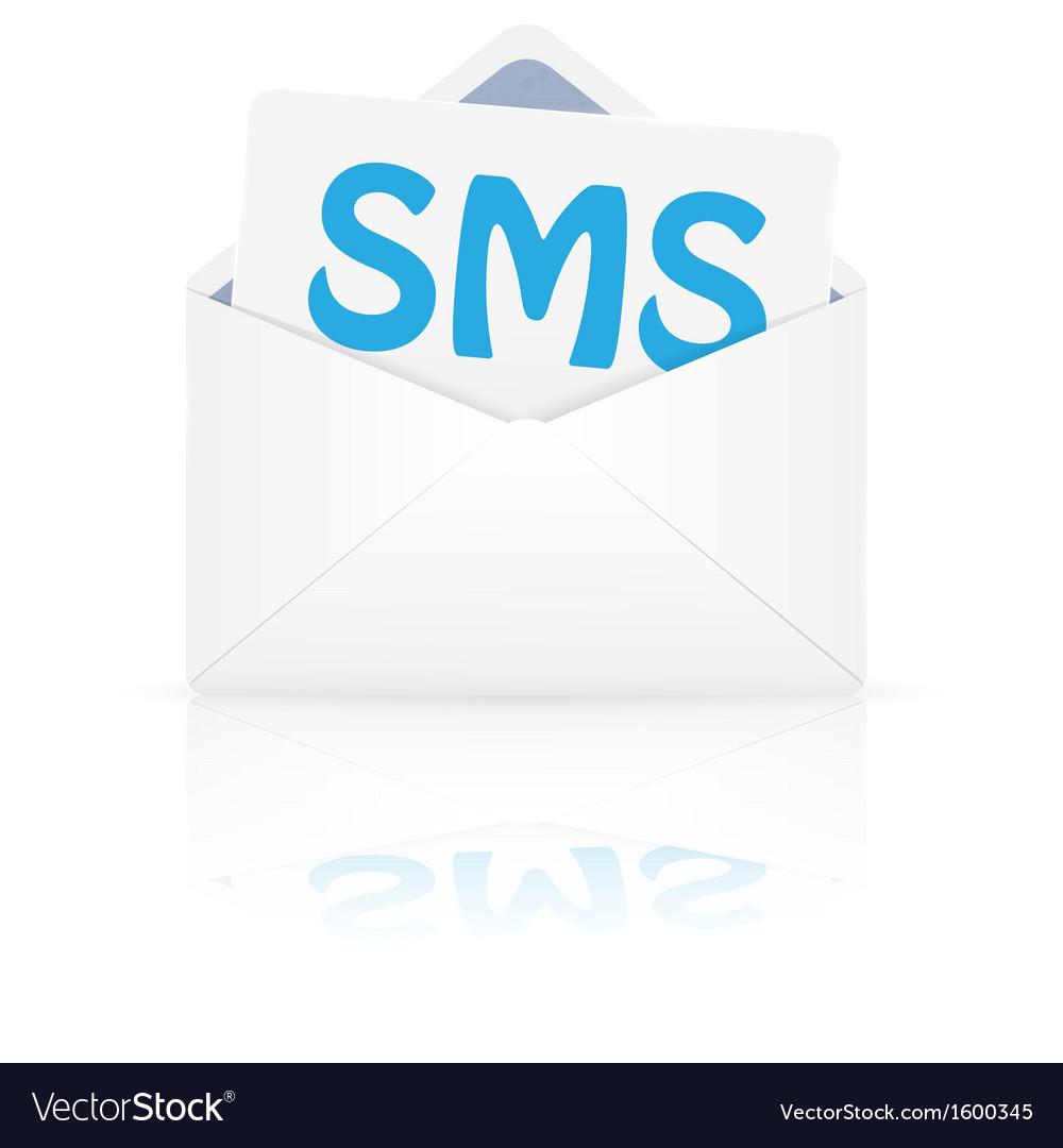 Open envelope vector