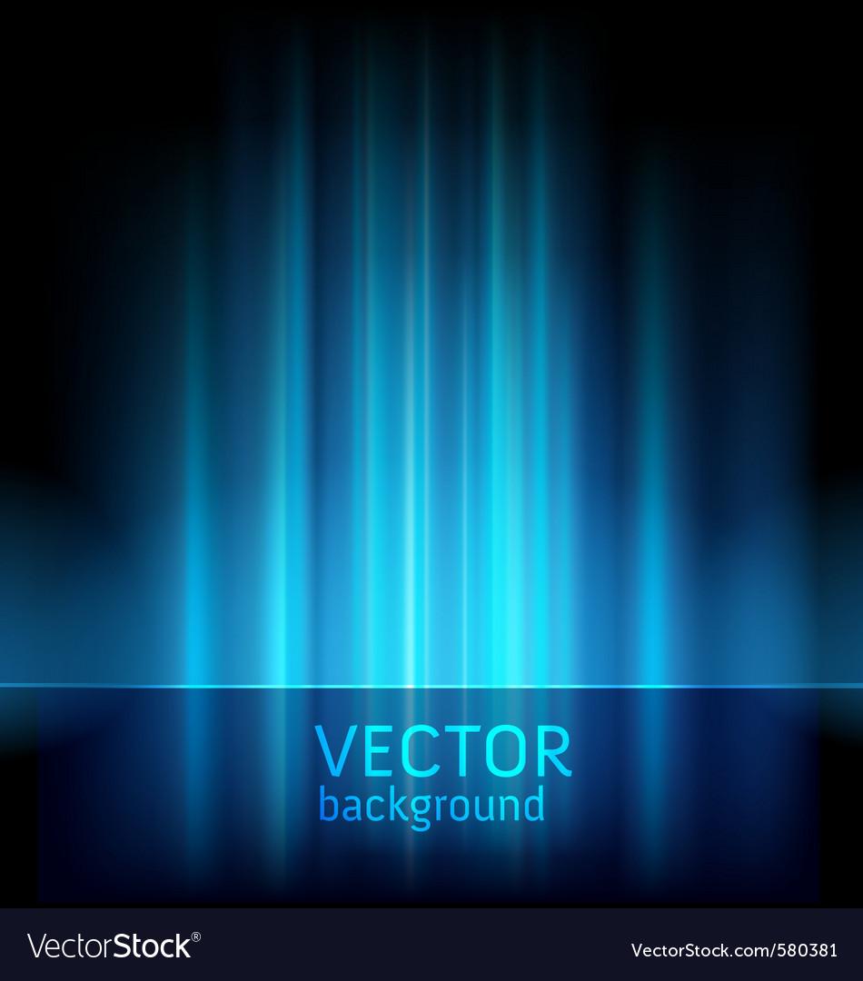 Neon glow vector