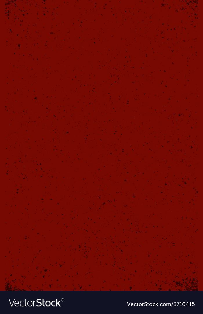 Red vertical dust texture vector