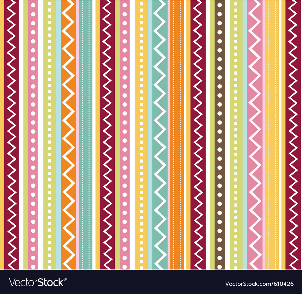 Seamless pattern with fabric texture vector