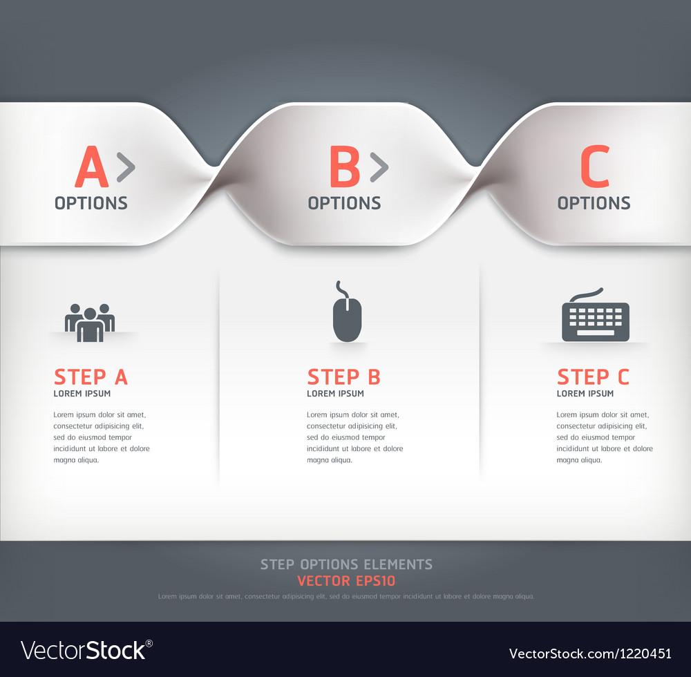 Communication technology spiral web template vector