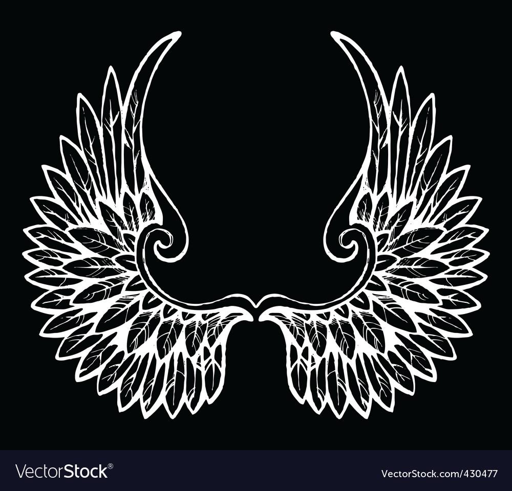 Crest design element vector