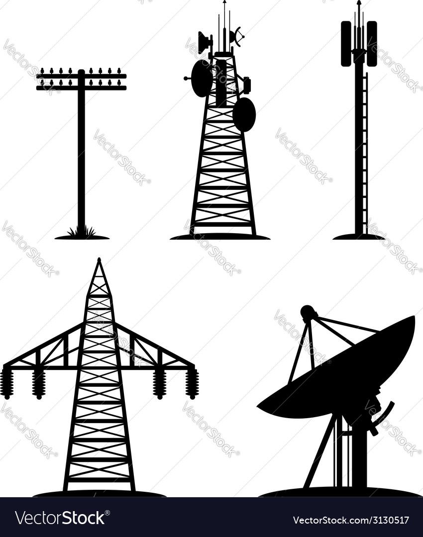 Communication constructions set vector