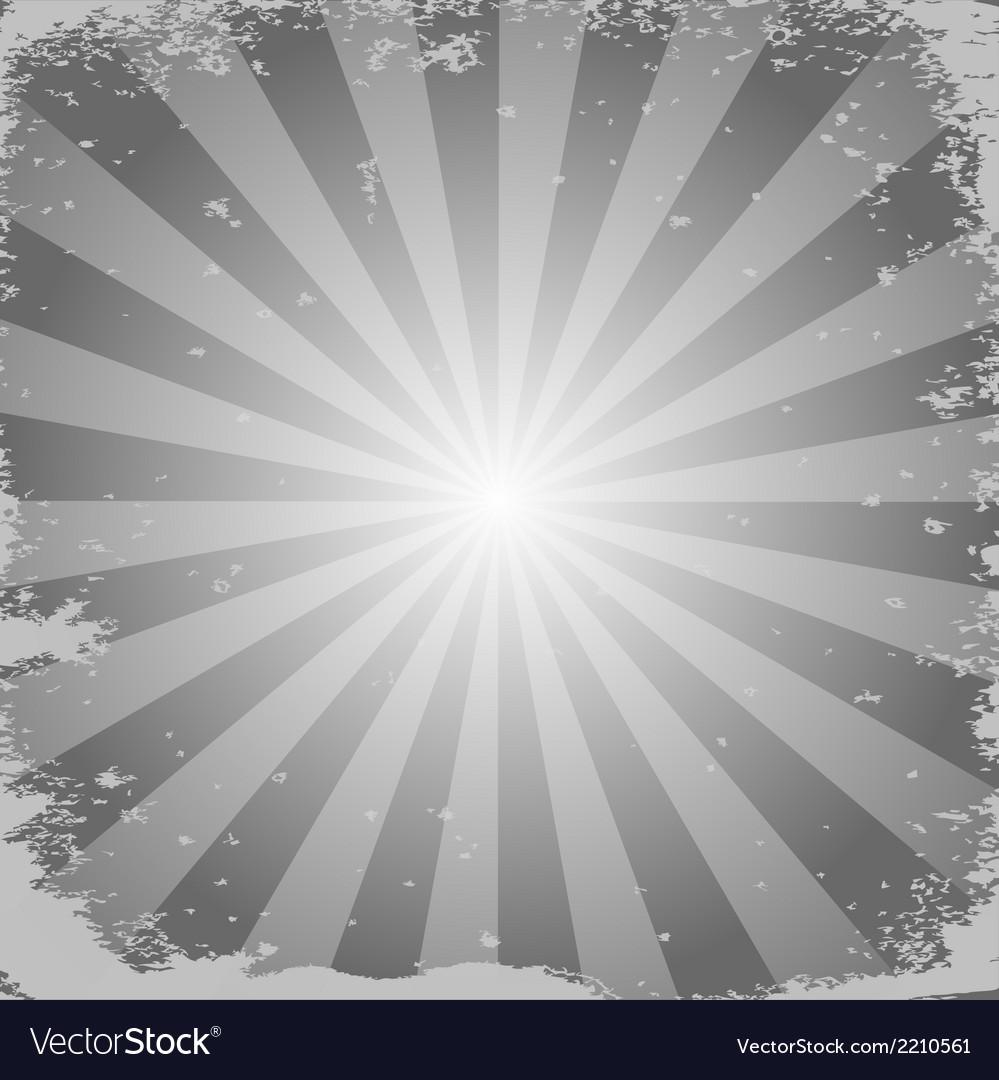 Stripe gray background vector