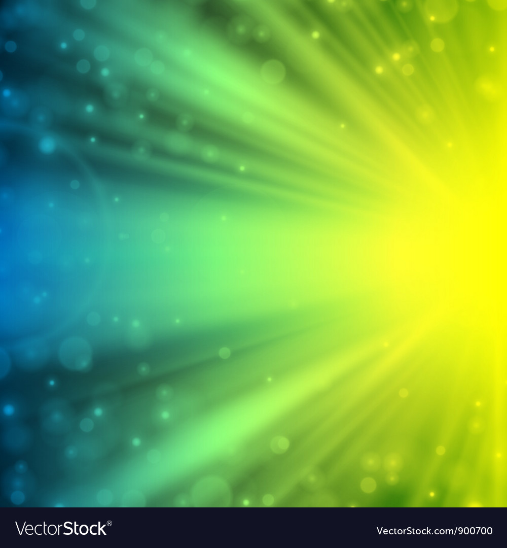 Abstraction lens flare background vector