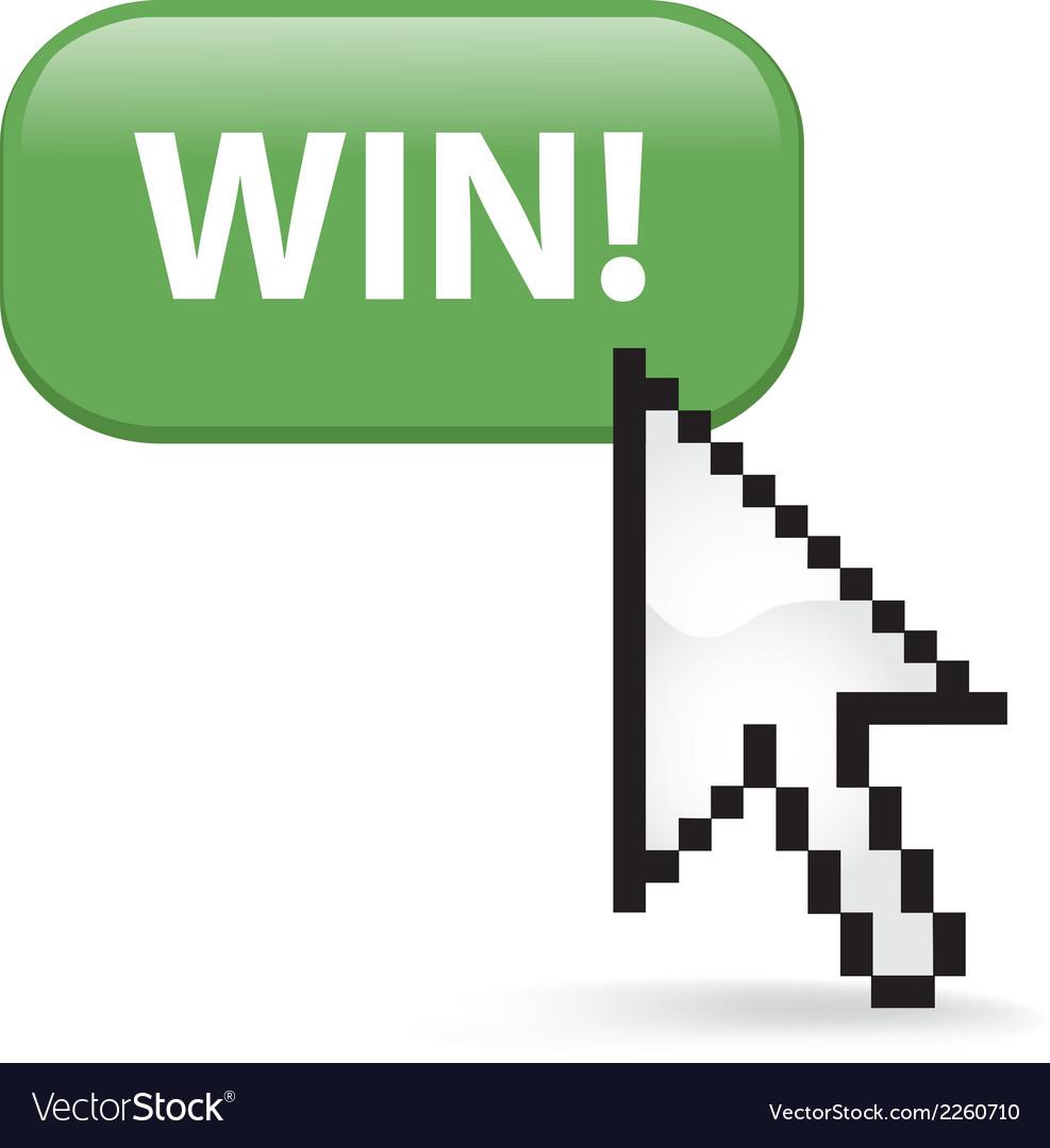 Win button click vector