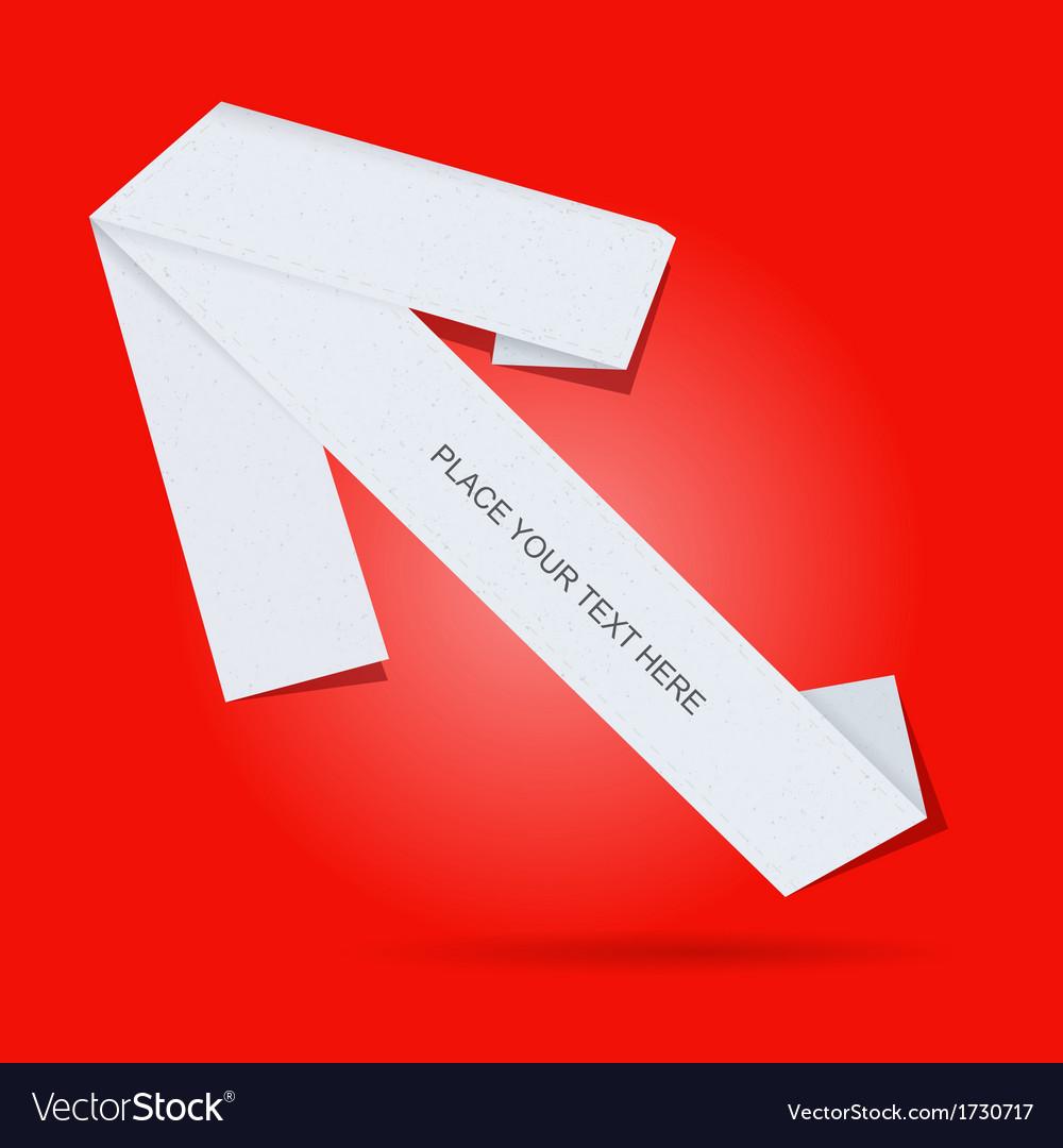 Arrow vector