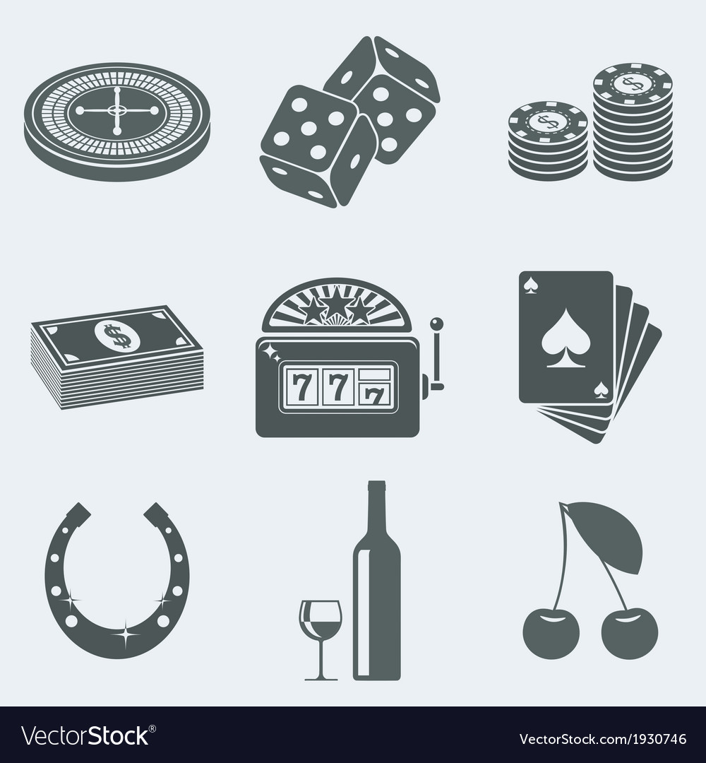 Games of chance vector