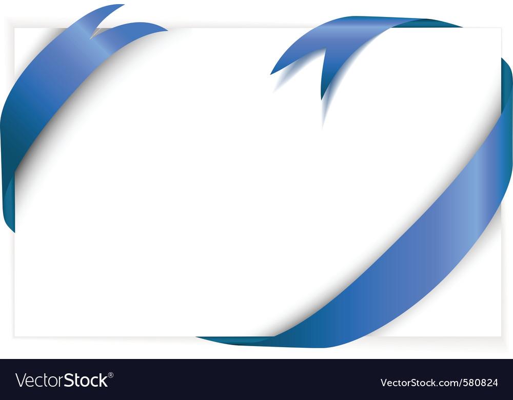Corner arrow vector