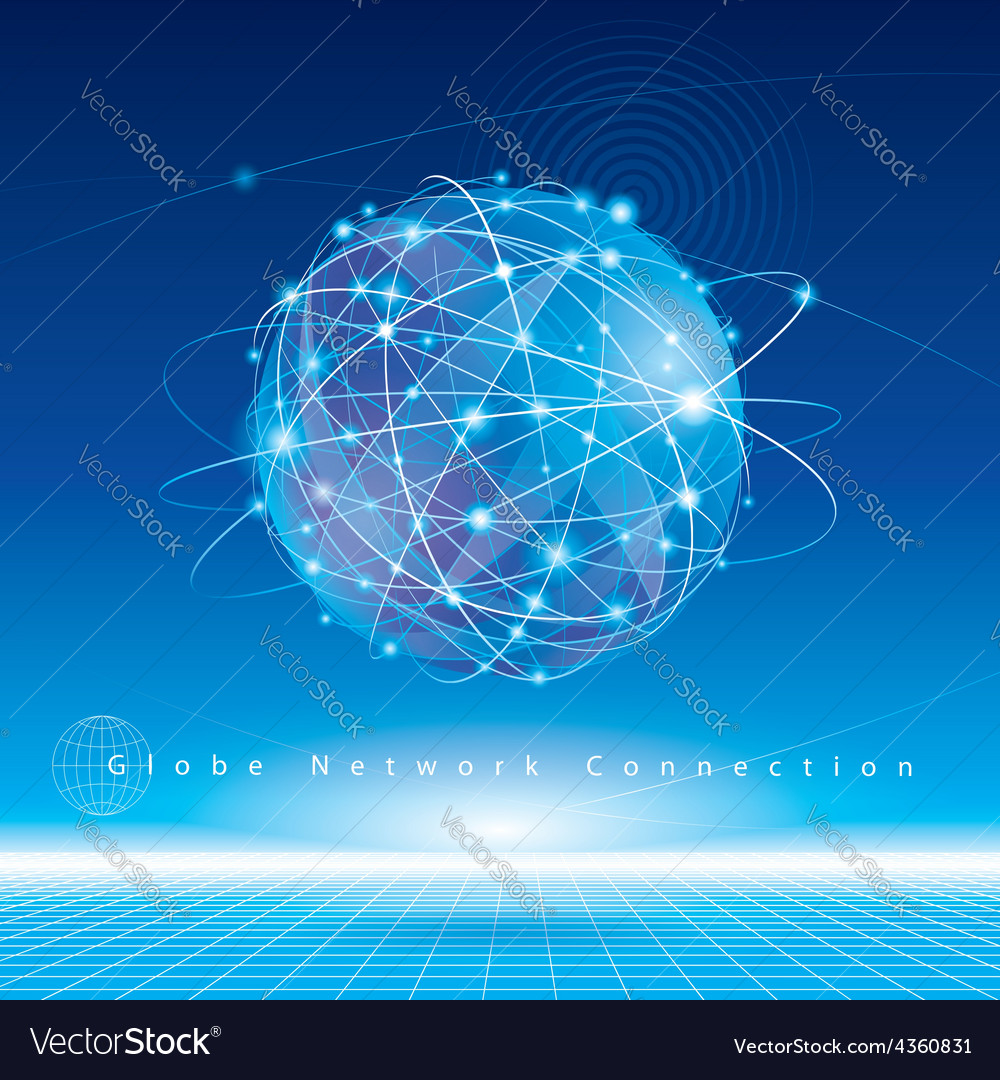 Global network vector