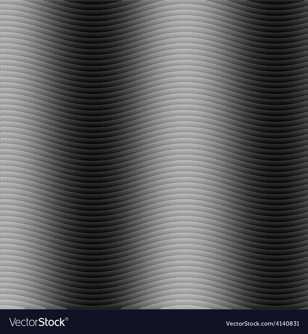 Mesh background with wavy lines vector