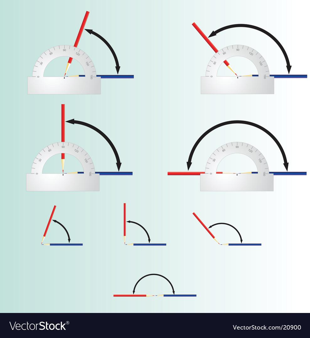 Maths measurment vector