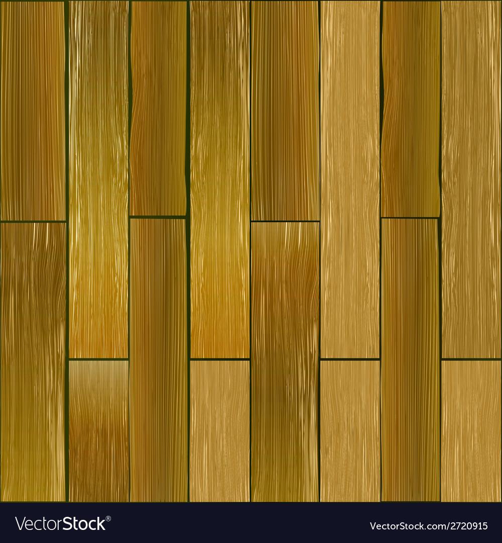 Hard wood plank seamless tile vector