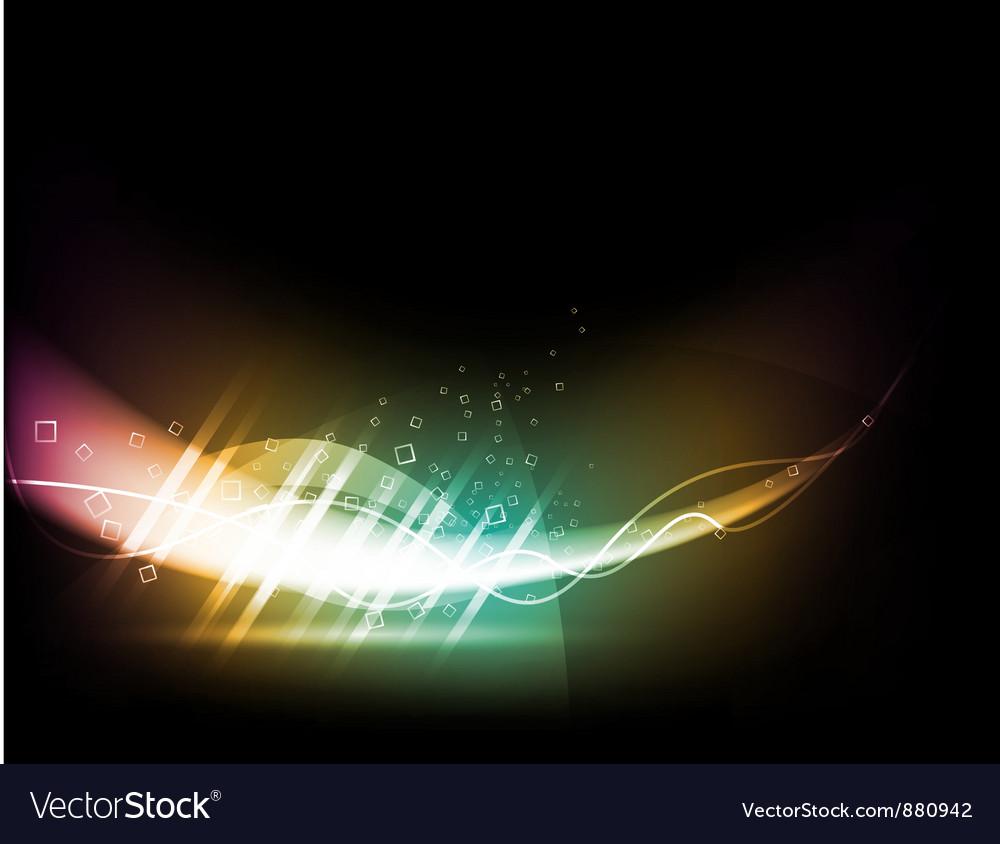 Energy wave vector