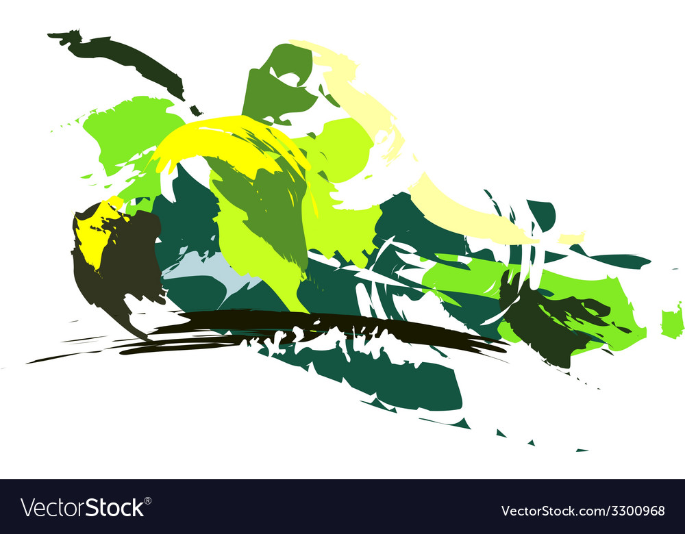 Drawing bunch of grapes vector