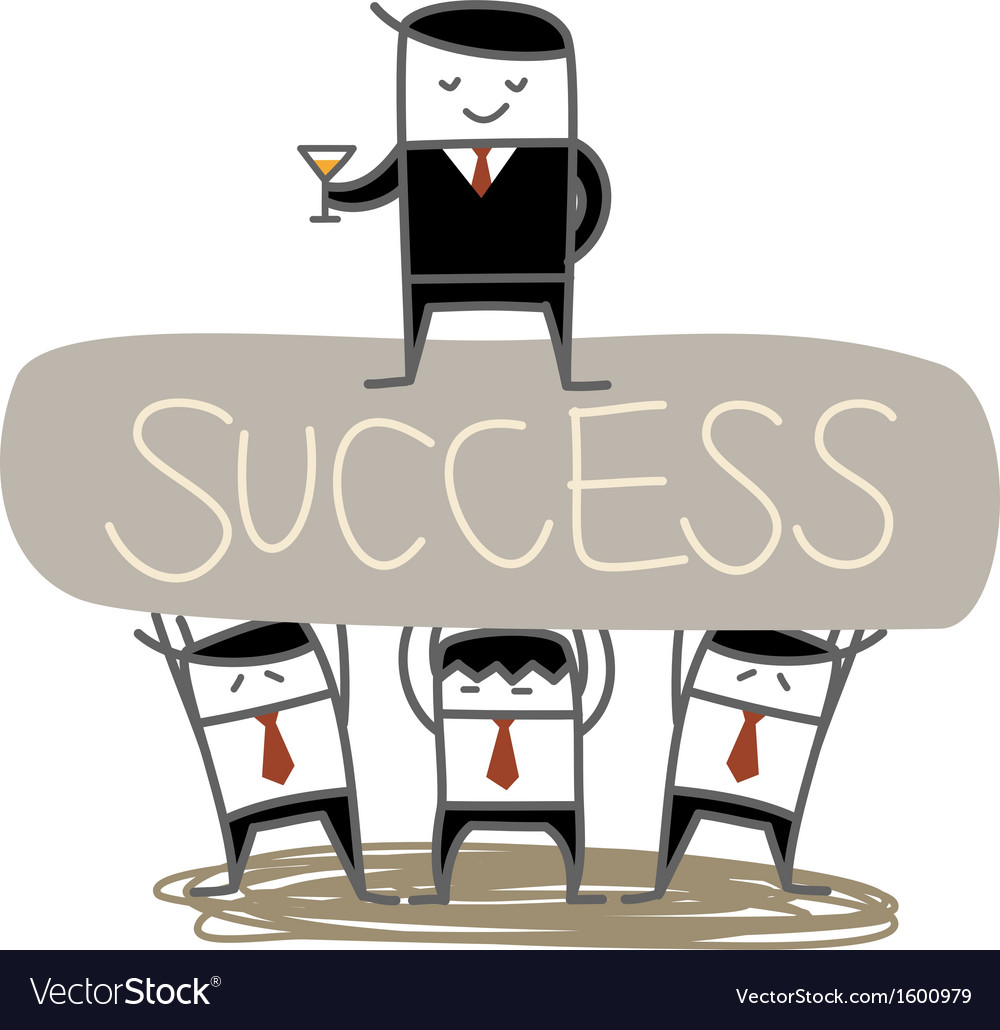 Whose success vector