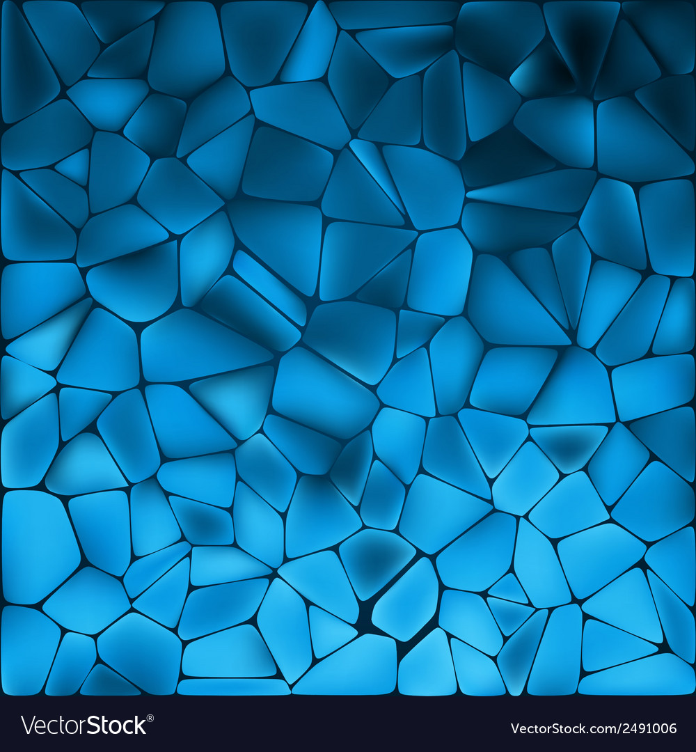 Amazing template design on blue eps 8 vector
