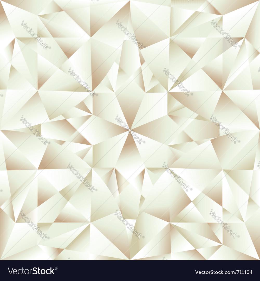 Diamond seamless pattern vector
