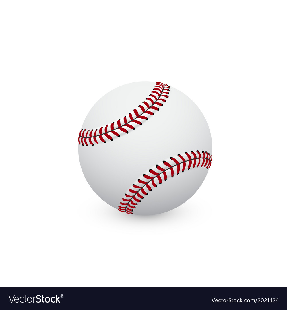 Beysball ball vector