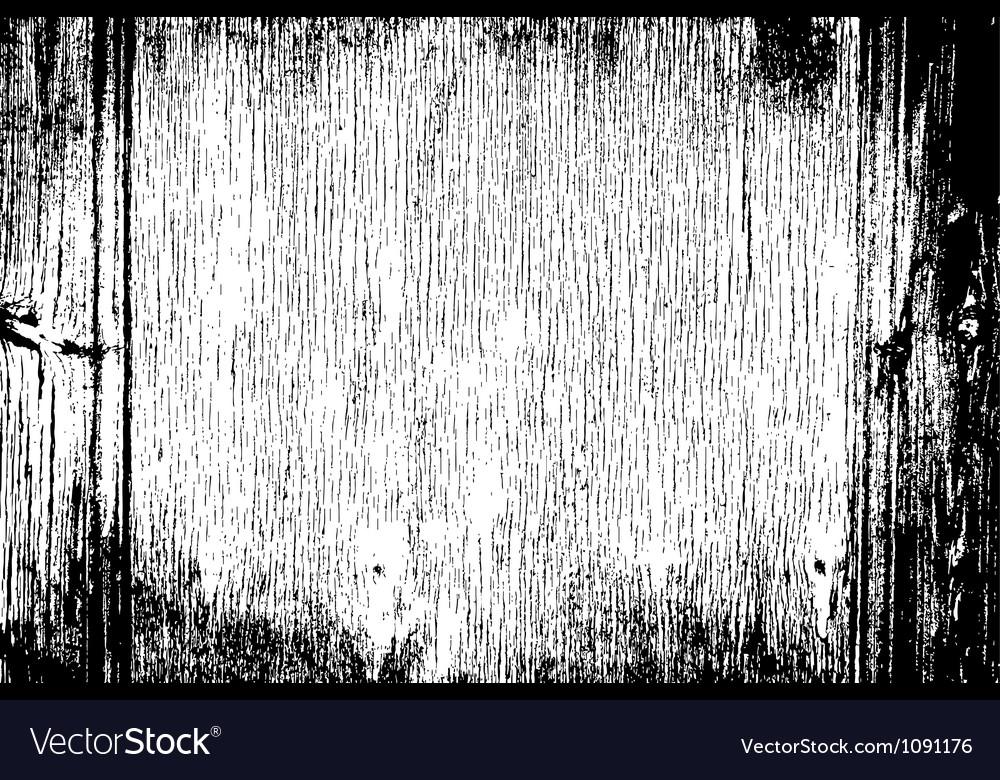 Wood grungy texture vector