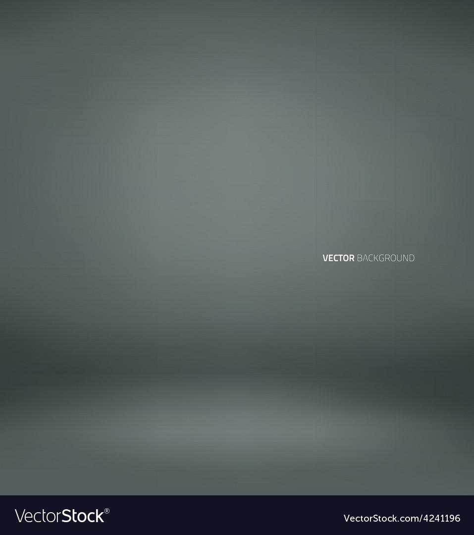 Clear empty photographer studio background vector