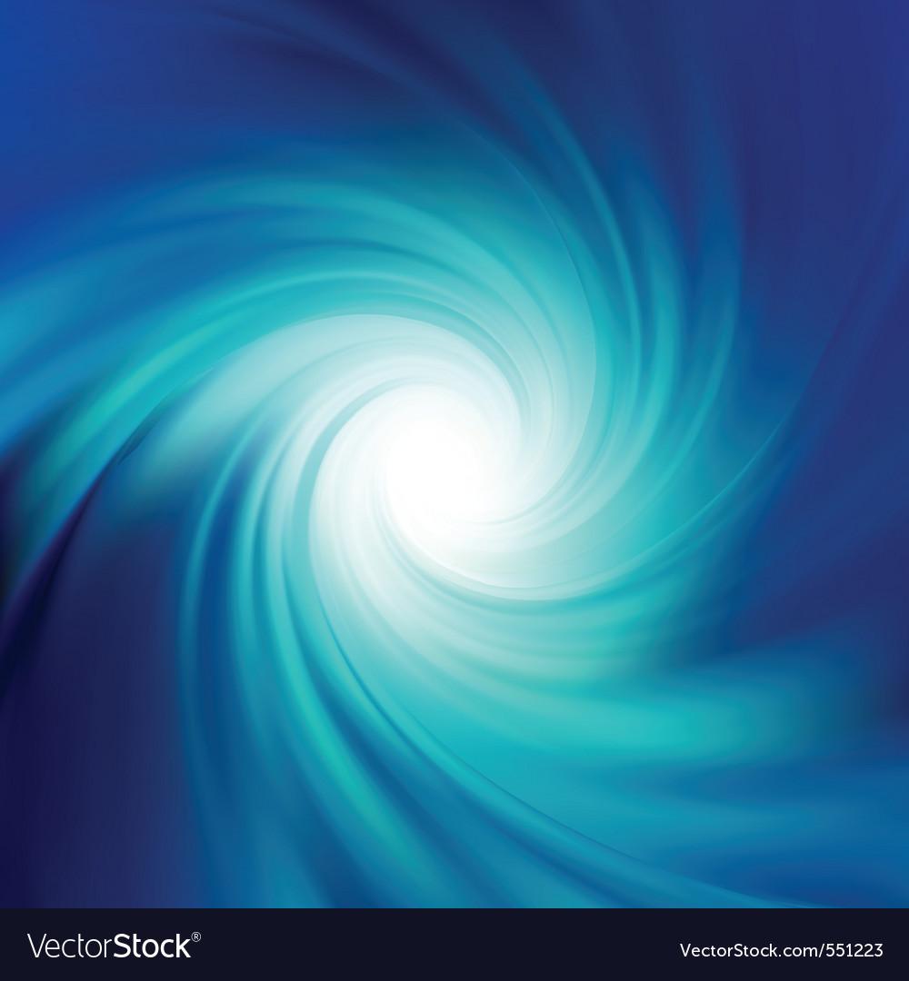 Water twirl texture vector