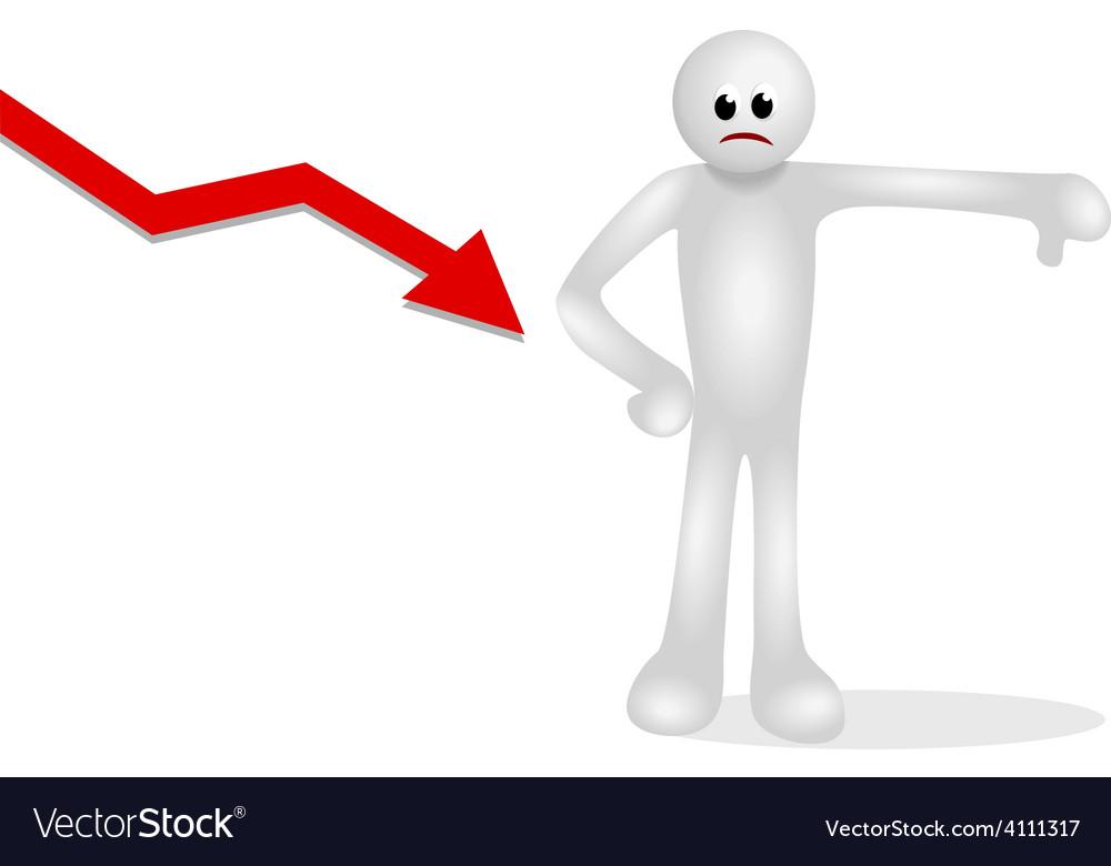 Decreasing graphs vector