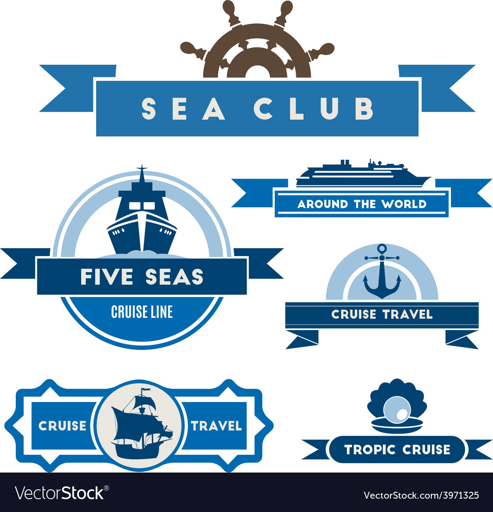 Cruise logo vector