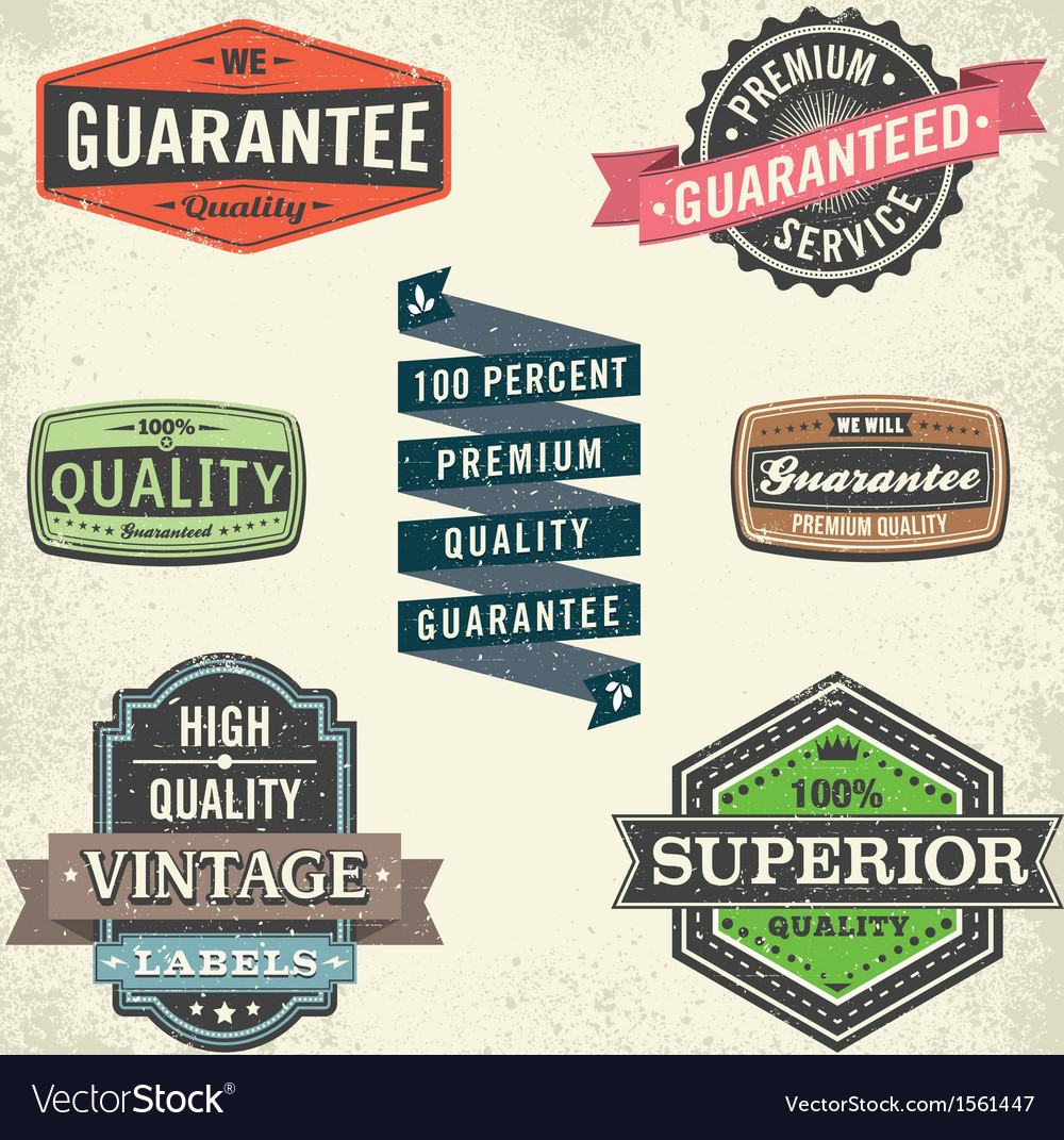 Vintage-signs-and-banners-and-frames-vector