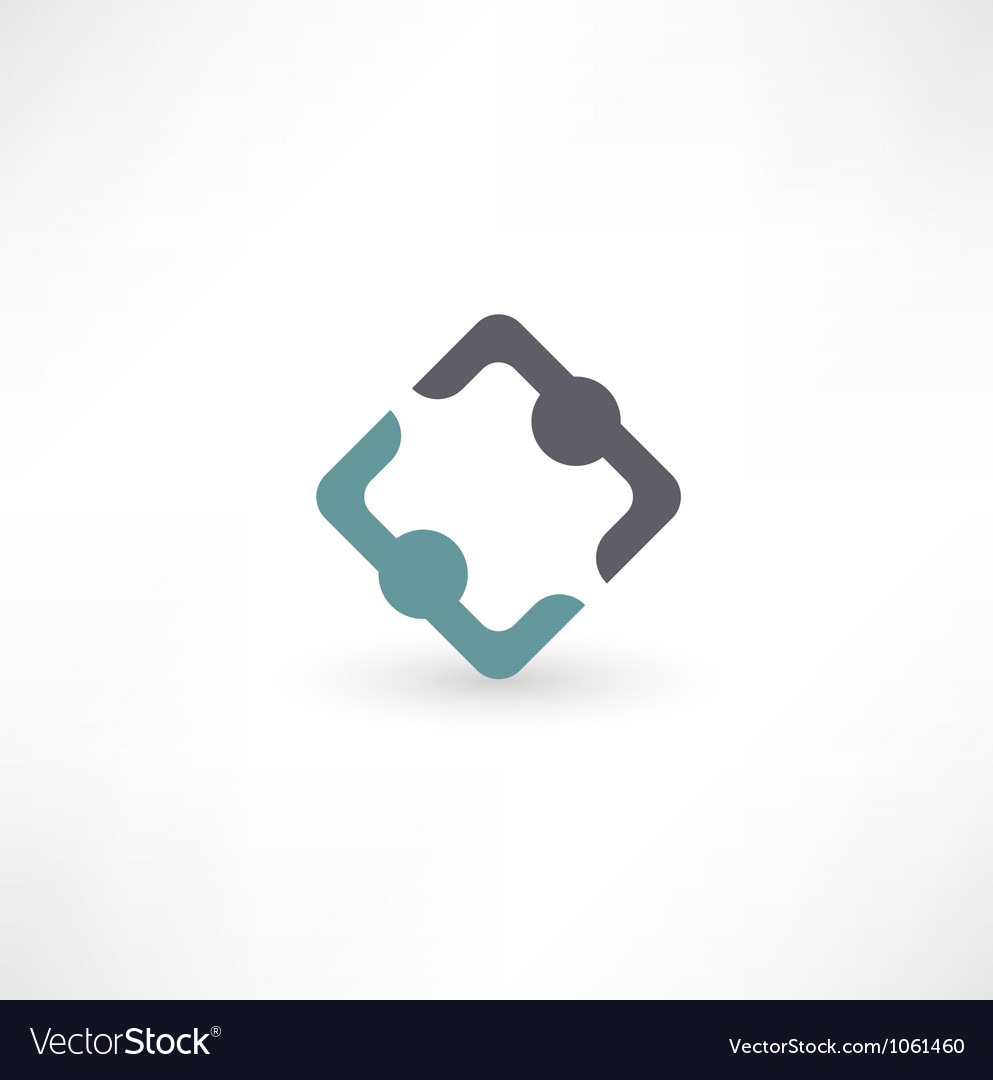 Business icon transaction vector