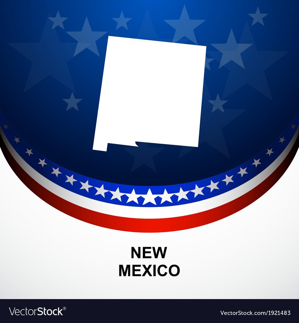 New mexico vector