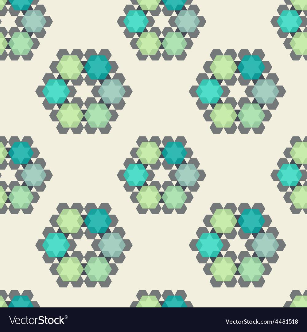 Beautiful textile pattern seamless vector