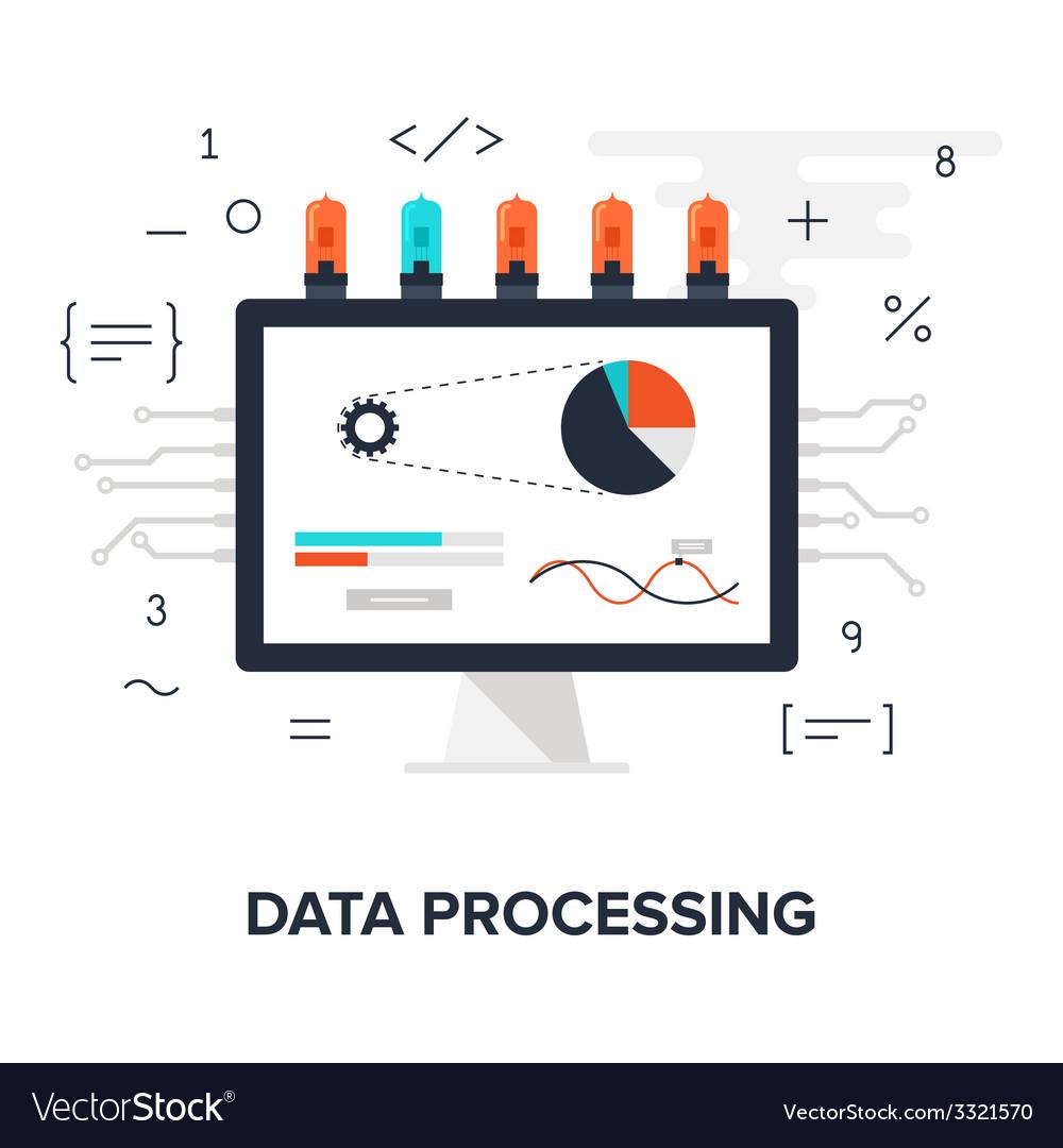 Data vector