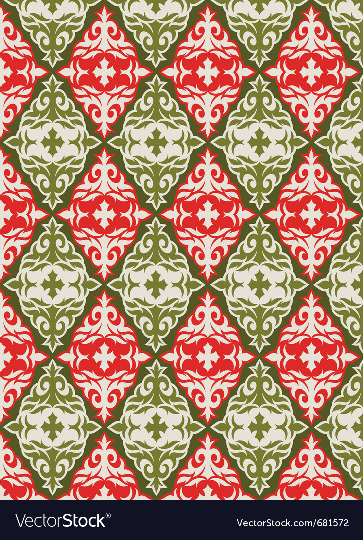 Holiday wrap vector