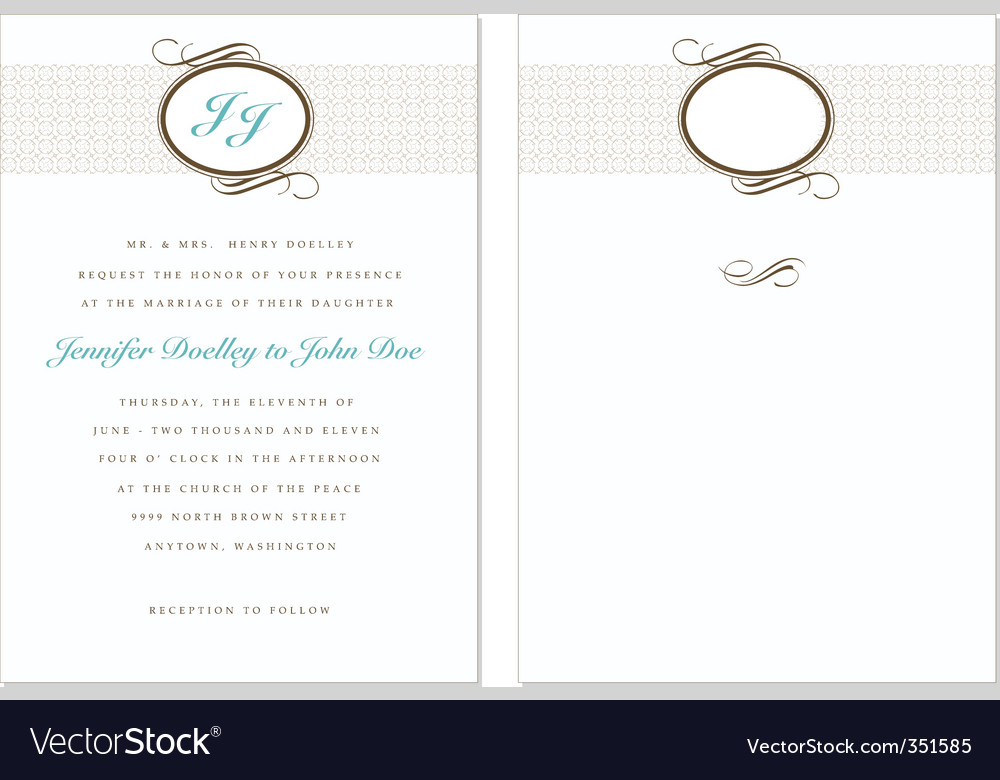 Swirl frame set vector