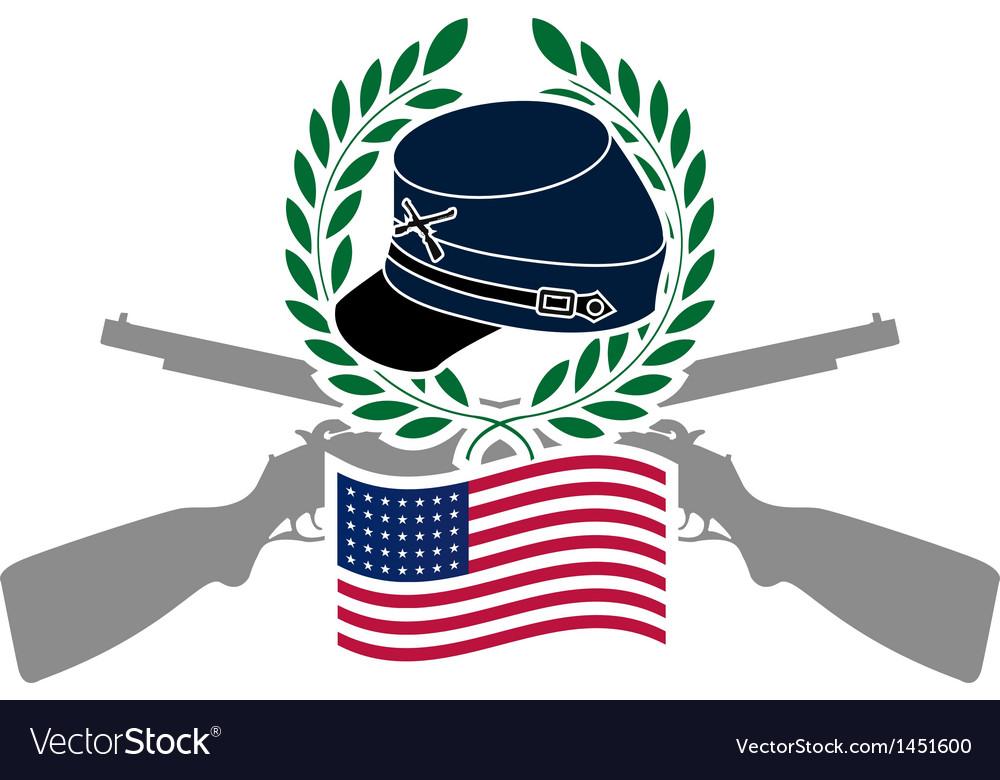 Glory of union vector