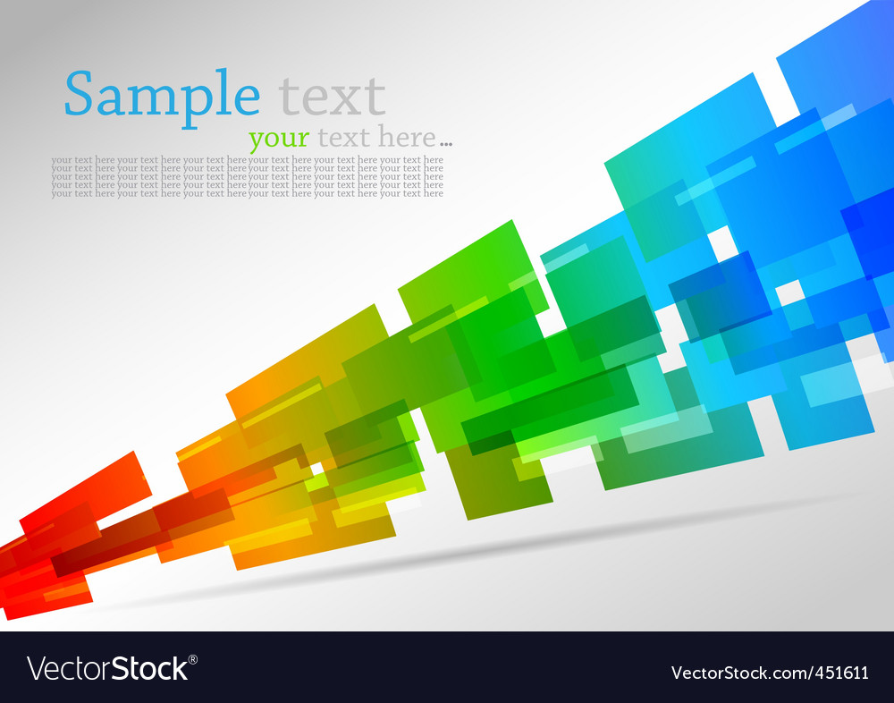 Ul background abstract vector illustration vector