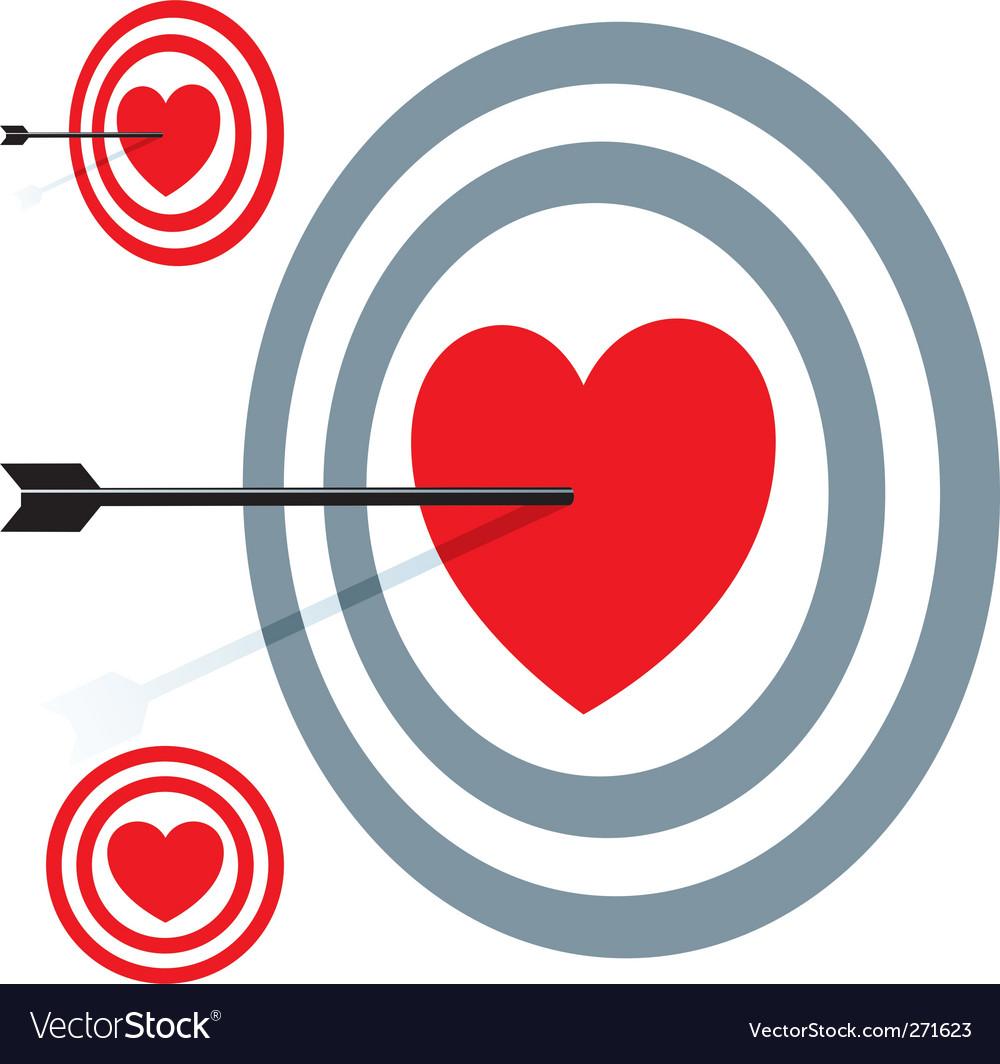 Target love vector