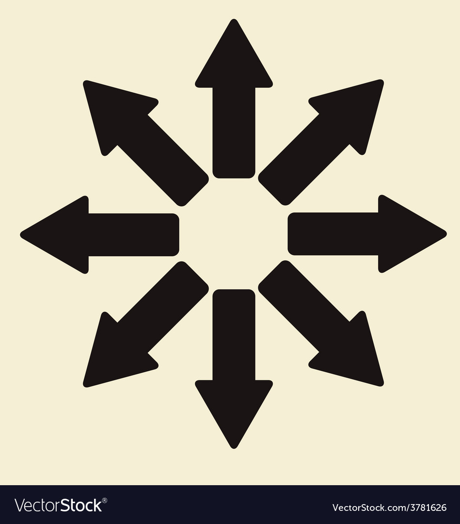 All-direction vector
