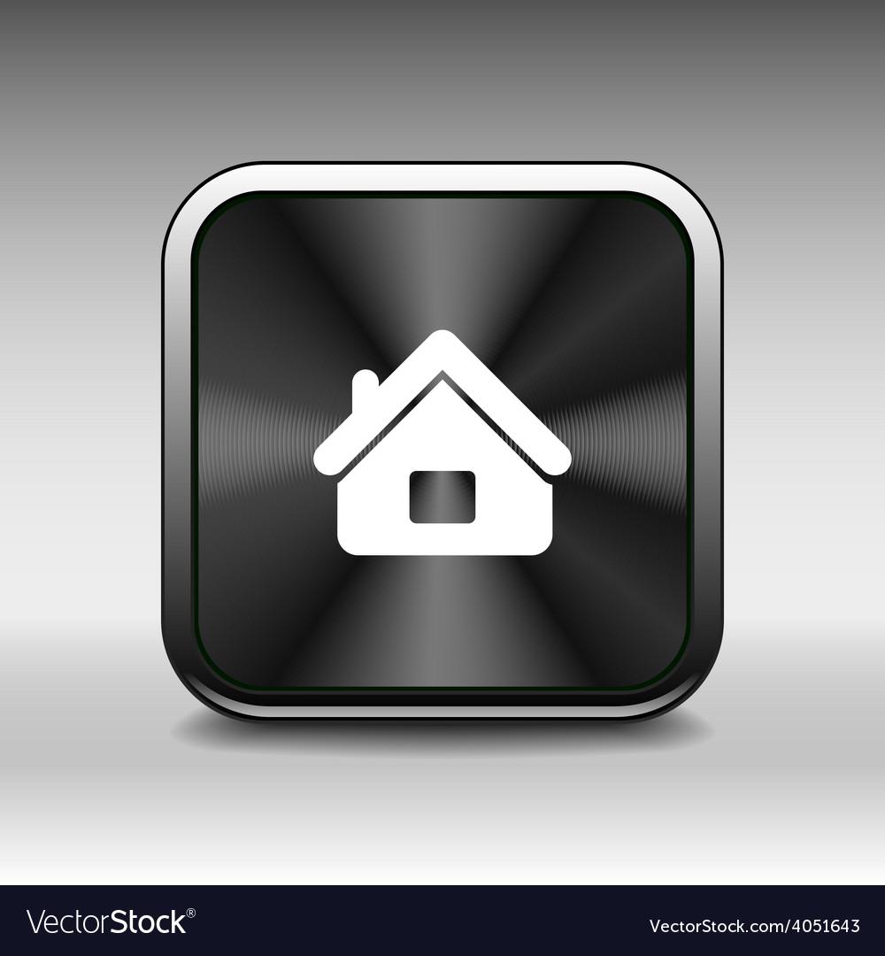 House icon home symbol element web vector