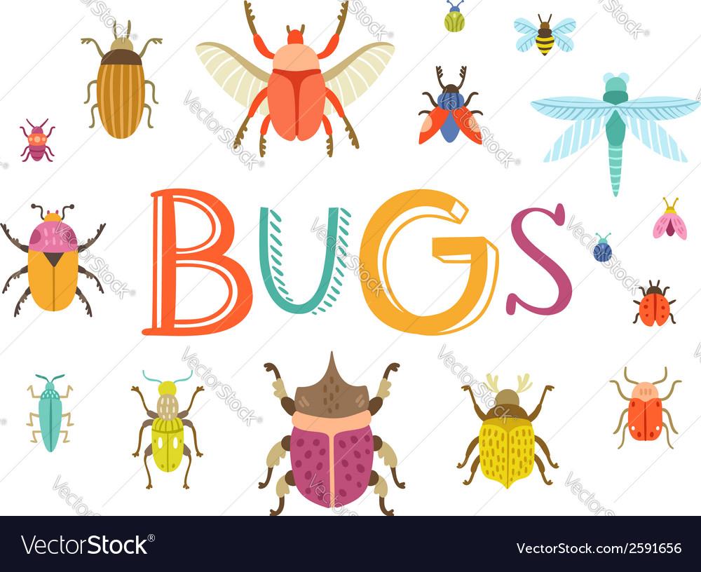 Bugs-vector