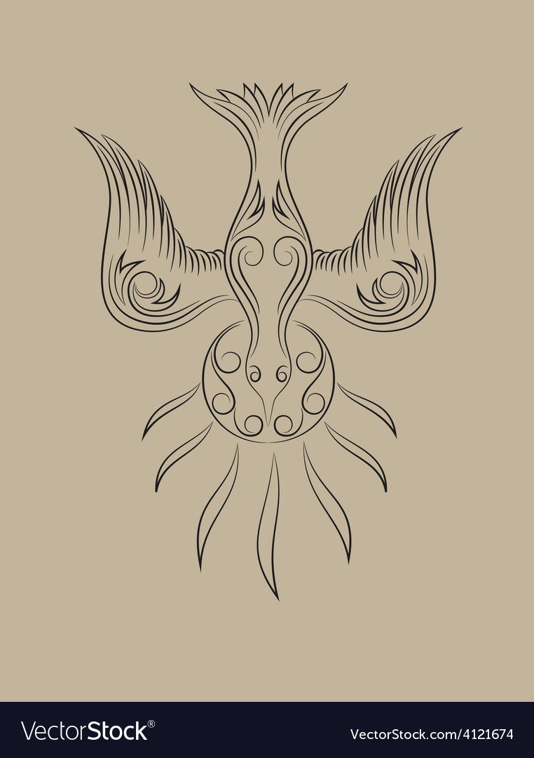 Dove holyspirit vector