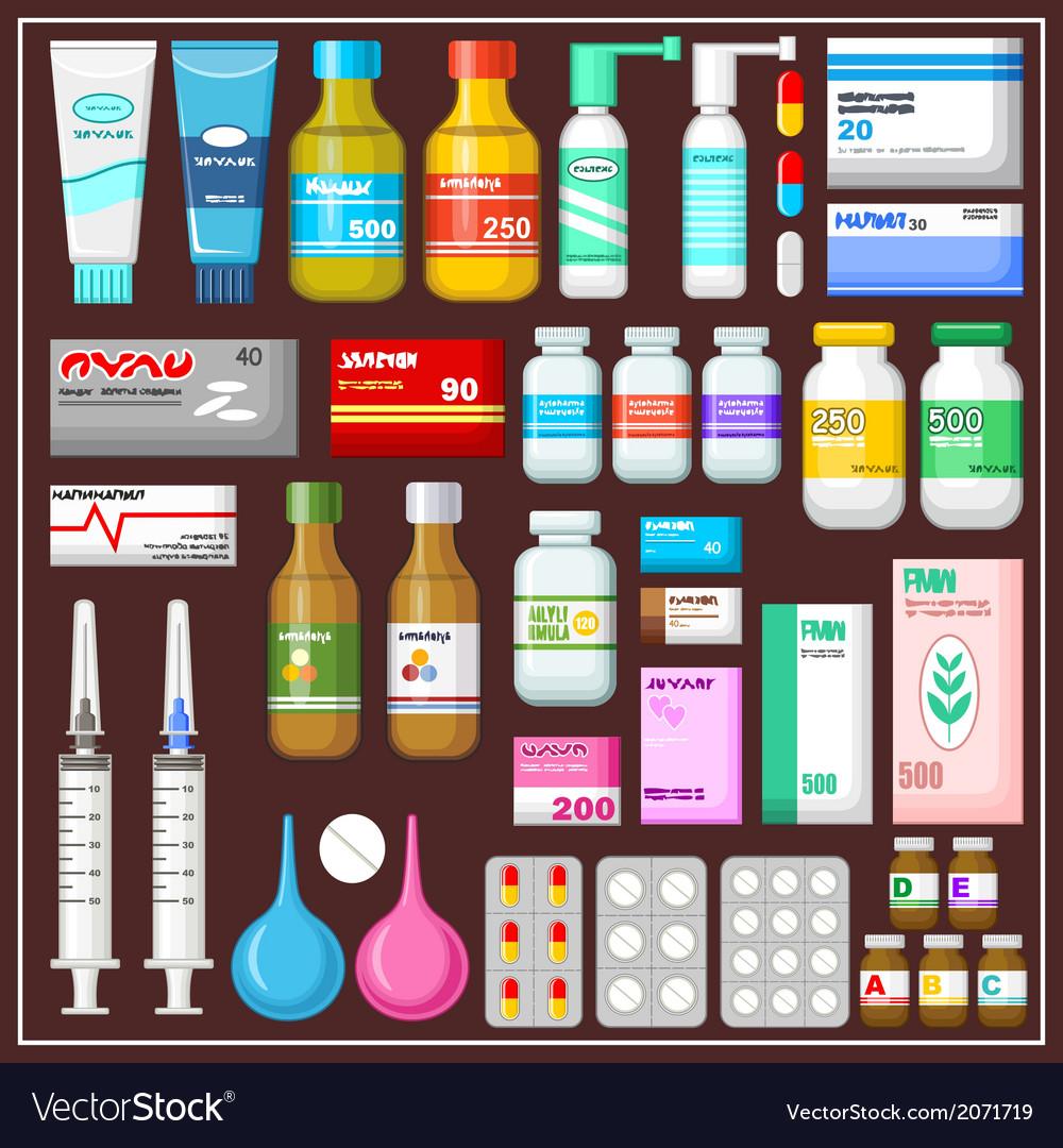 Seth medicines vector