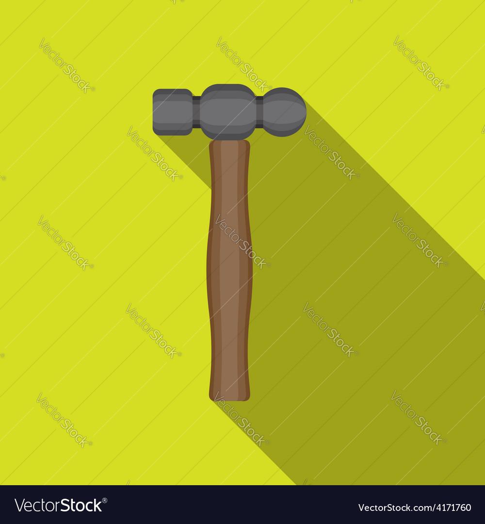 Hammer icon vector