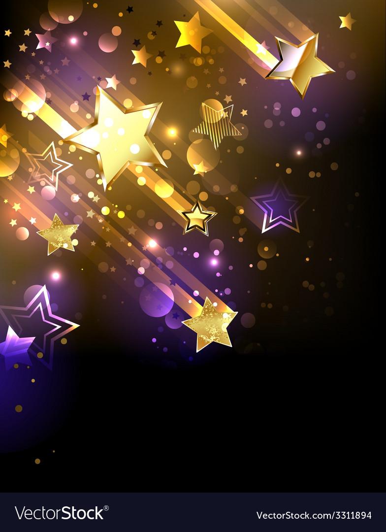Starfall vector