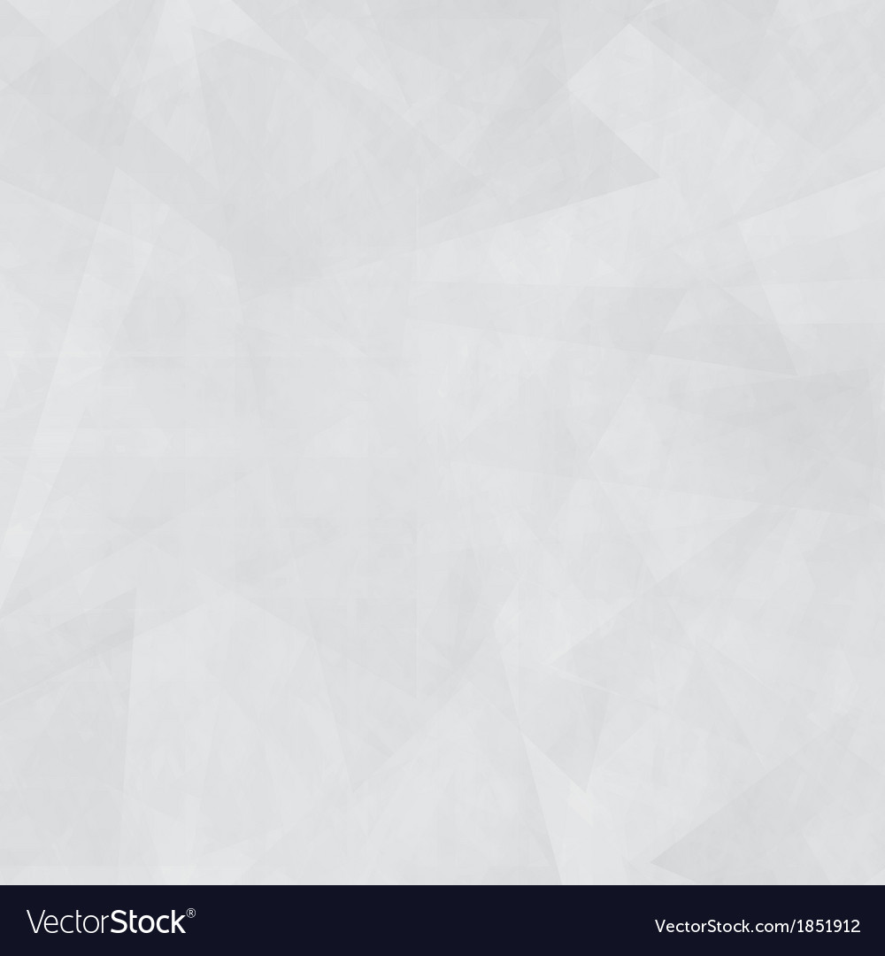 Popular modern white abstract background vector