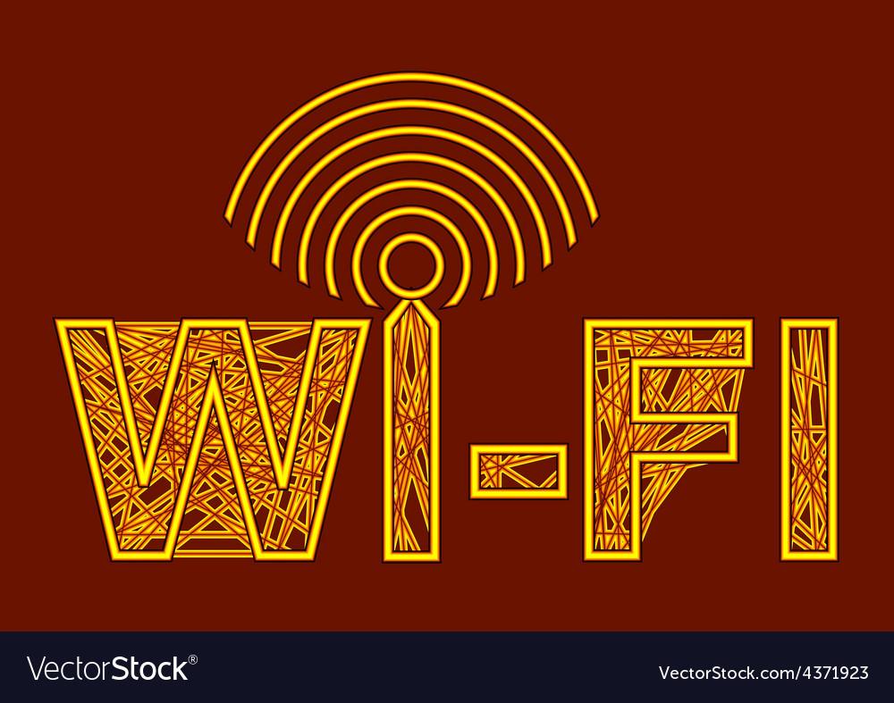 Wireless symbol vector